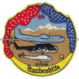 Parche Czech Air Force