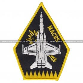 Parche Bulgarian Air Force