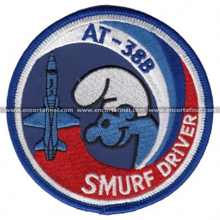 Parche Academia General Del Aire (Aga)