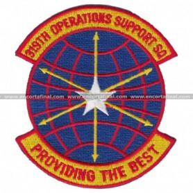 Parche Centro Logistico De Armamento Y Experimentacion (Claex)