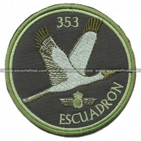 Parche Quinta Escuadrilla