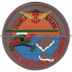 Parche 744 Escuadron De Fuerzas Aereas